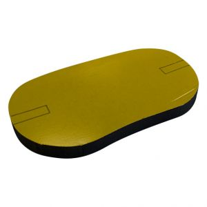 Self-Adhesive Foam Pad for Full Plate Footrest