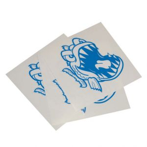 Mr Jed Stickers Small