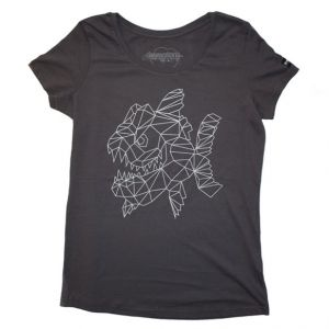 Ladies GeoFish T-Shirt
