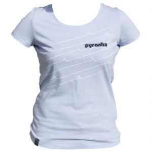 Ladies Fin Stripe T-Shirt